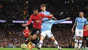 Manchester derbisini United kazandı