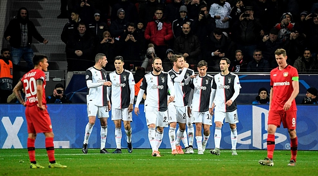 Merih Demiral'lı Juventus Almanya'da yıldızlarıyla kazandı