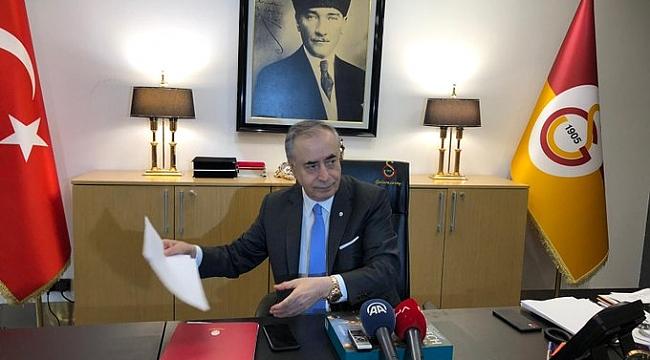 Mustafa Cengiz'den takım harcama limitinin artırılmasına tepki