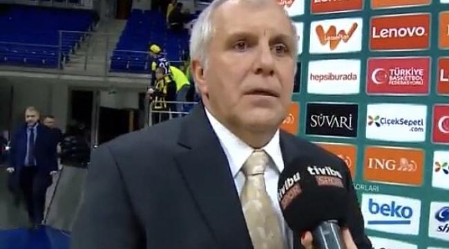 Obradovic'ten Fenerbahçe taraftarına teşekkür