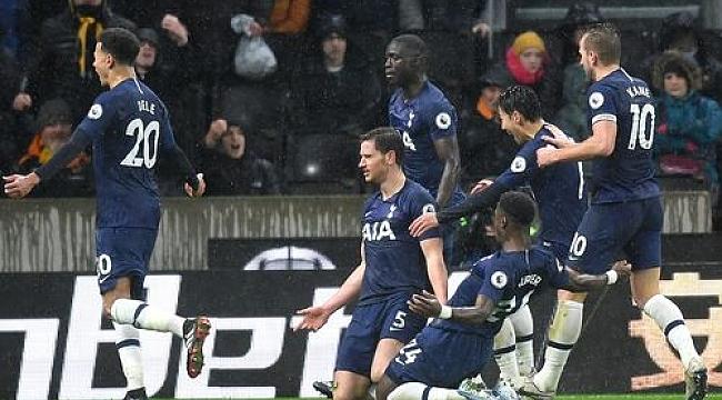 Tottenham Mourinho ile yükselişte