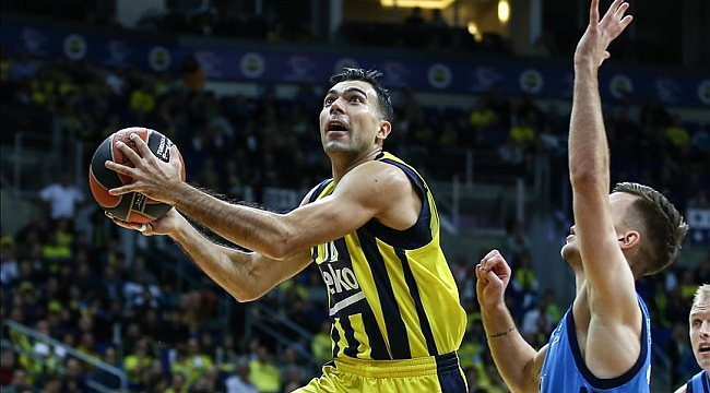 Turkish Airlines Euroleague'de 12. Hafta'nın MVP'si Sloukas