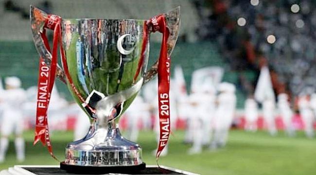 Türkiye Kupası'nda kuralar yarın çekiliyor