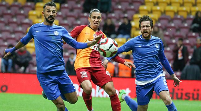 Tuzlaspor Galatasaray'ı deplasmanda devirdi