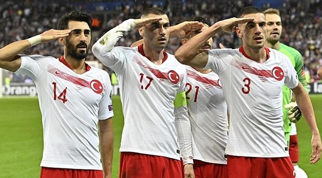 UEFA'nın Asker Selamı kararı belli oldu