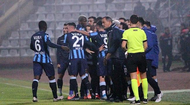 Volkan Şen'in gol attığı maçta Adanademirspor Ümraniyespor'u 4-2 mağlup etti