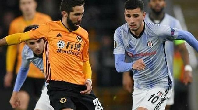 Yedek Beşiktaş Wolverhampton'a farklı yenildi