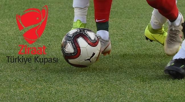 Ziraat Türkiye Kupası'nda 5. Tur rövanşları bugün başlıyor