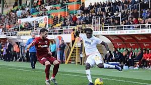 Alanyaspor Kayserispor'a gol yağdırdı