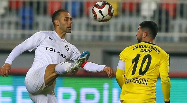 Altay İstanbulspor'u tek golle yendi