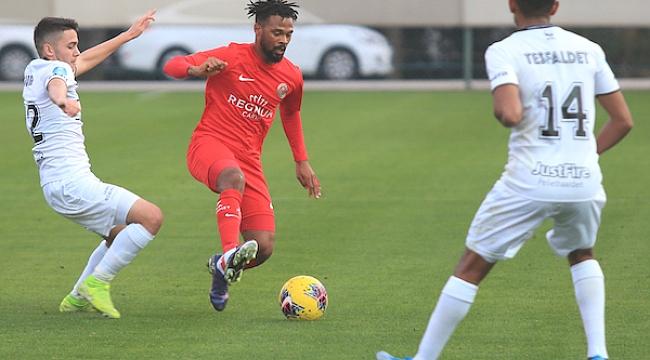 Antalyaspor Fortuna Sittard'ı 2-1 mağlup etti