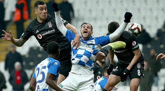 BB Erzurumspor'dan Beşiktaş'a kupa şoku