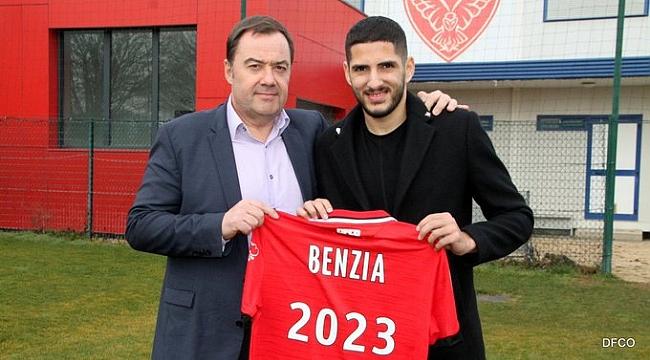 Benzia'nın yeni takımı belli oldu