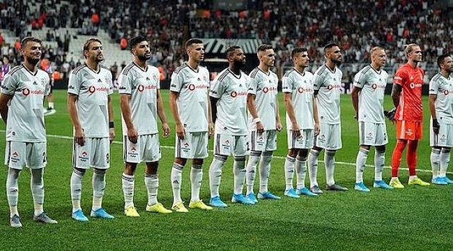 Beşiktaş'ın Rize kadrosu belli oldu