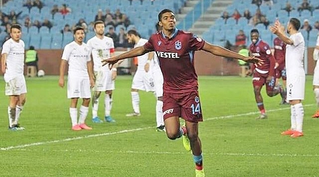Çaykur Rizespor, Trabzonspor'dan Ivanildo Fernandes'i kiraladı