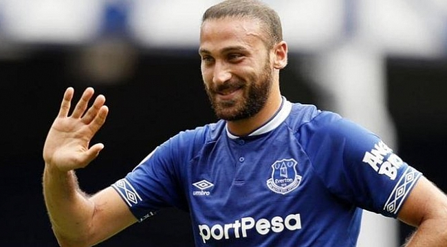 Cenk Tosun Crystal Palace'a transfer oluyor