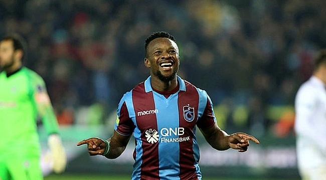 Denizlispor Trabzonspor'dan Ogenyi Onazi'yi transfer etti