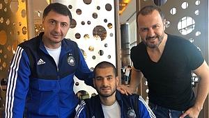 Eren Derdiyok Şota'nın takımına transfer oldu