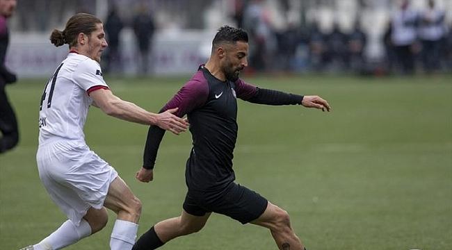Eskişehirspor Ankara'da tek golle kazandı