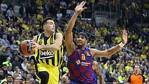 Fenerbahçe Beko Barcelona engelini aşamadı