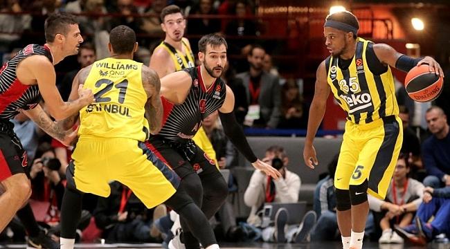 Fenerbahçe Beko Baskonia deplasmanında