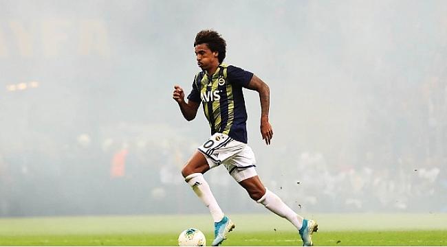 Fenerbahçe'de Luiz Gustavo, Jailson ve Isla antrenmana katıldı