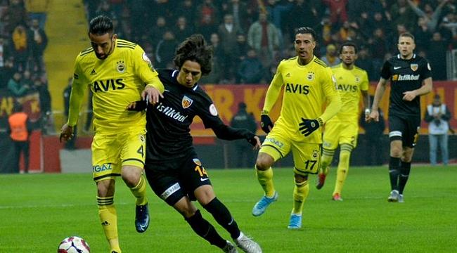 Fenerbahçe - Kayserispor maçı ne zaman saat kaçta hangi kanalda ?