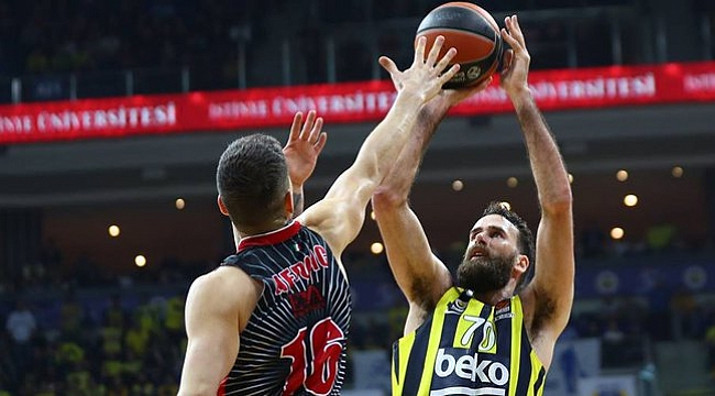 Fenerbahçe Milano engelini 9 sayıyla aştı