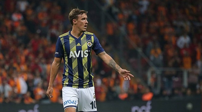 Fenerbahçe'nin B Planı Max Kruse
