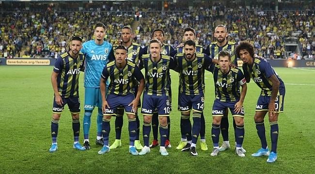 Fenerbahçe'nin Gaziantep kadrosunda 6 eksik var