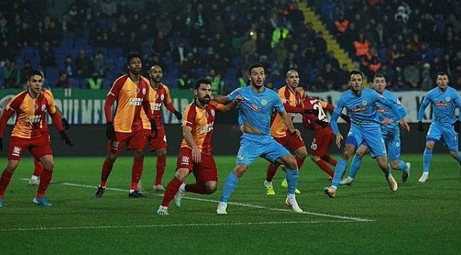 Galatasaray - Çaykur Rizespor maçı ne zaman saat kaçta hangi kanalda ?