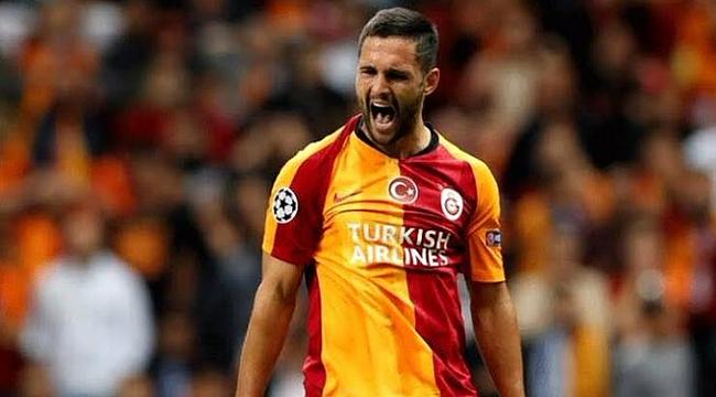 Galatasaray'da Andone sahalara dönüş için tarih verdi