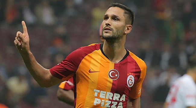 Galatasaray'da Florin Andone kararı