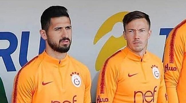 Galatasaray'da Martin Linnes ve Emre Akbaba'nın lisansı çıkartıldı