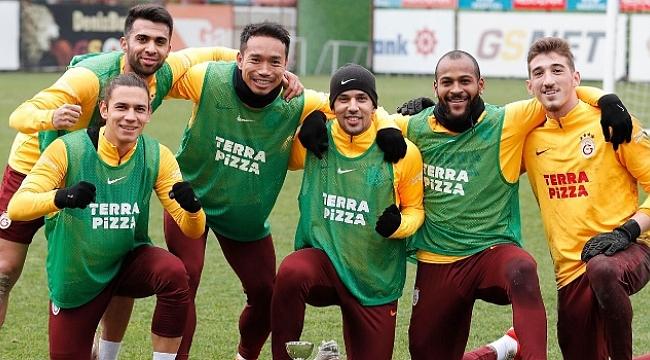 Galatasaray hazırlık maçında Altay'la karşılaşıyor