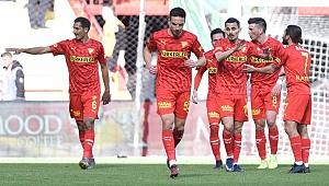Göztepe Antalya'dan 3 puan ve 3 golle dönüyor