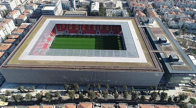 Göztepe yenilenmiş stadında ilk maçını Beşiktaş'la oynayacak
