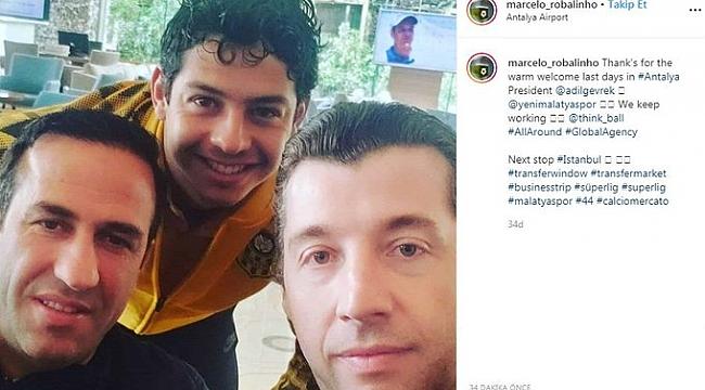 Guilherme adım adım Beşiktaş'a