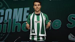 Guilherme Haubert Sityá Konyaspor'da