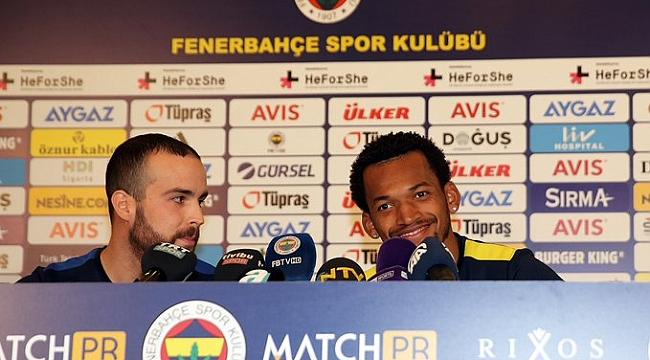 Jailson: Hedefim şampiyonluk ve Brezilya Milli Takımı'na seçilmek