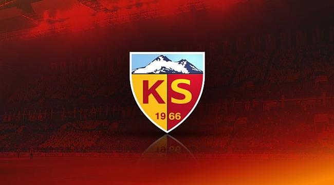 Kayserispor yeni transferleri için lisans çıkartamadı