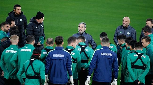 Konyaspor'un hazırlık maçları programı belli oldu