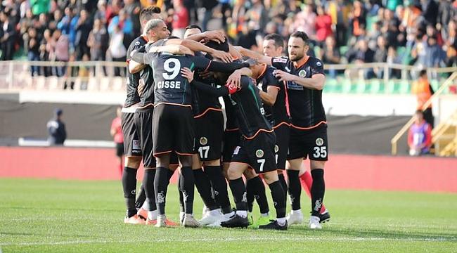 Kupa'da Alanyaspor Kasımpaşa'yı 3-1 mağlup etti