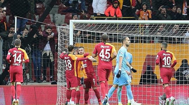 Kupa'da son çeyrek finalist Galatasaray