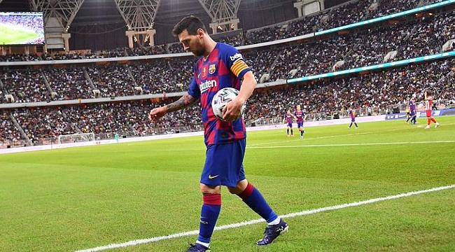 Lionel Messi: Çocukça hatalar