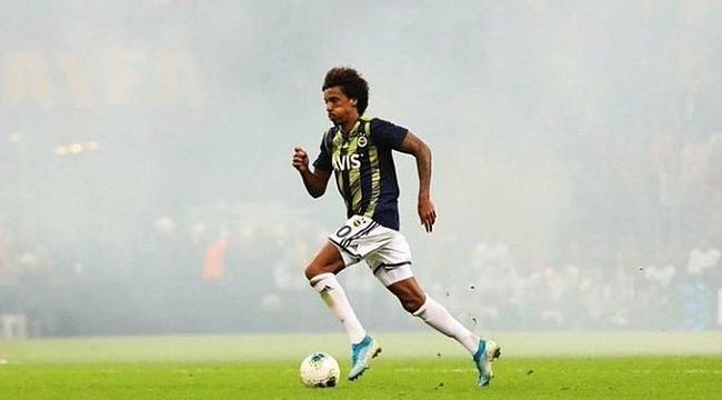 Luiz Gustavo: Rodriguez bana Fenerbahçe'yi sordu