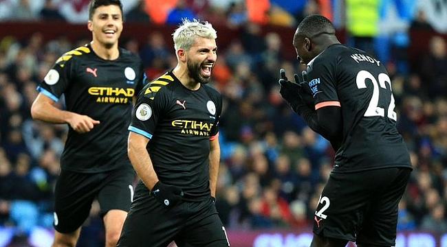 Manchester City Aston Villa'yı ezdi geçti