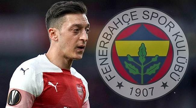 Mesut Özil'den Fenerbahçe sorusuna ilginç yanıt