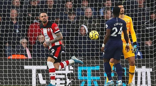 Mourinho'lu Tottenham Southampton'a mağlup oldu