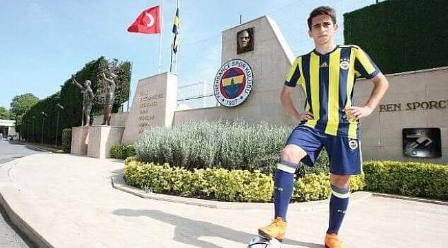 Ömer Faruk Beyaz en yetenekli genç futbolcu seçildi